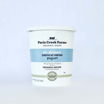 Paris Creek Yoghurt 1kg