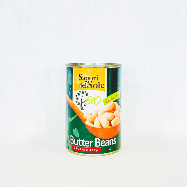 Sapori delSole Butter Beans 400g