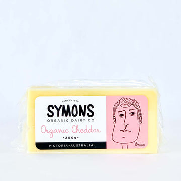 Symons Cheese Cheddar 200g