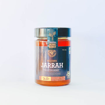 Bee Happy Honey Jarrah TA 15+