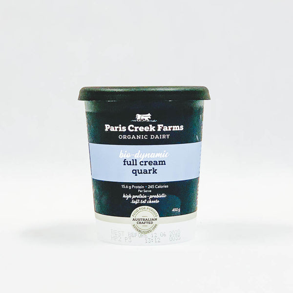 Paris Creek Quark Full Fat 450g
