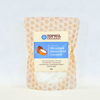 TopWil Coconut Shredded 200g
