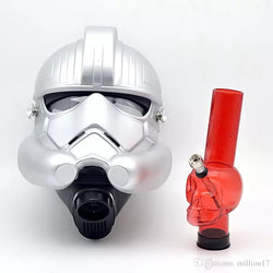 Storm Trooper Bong Masks