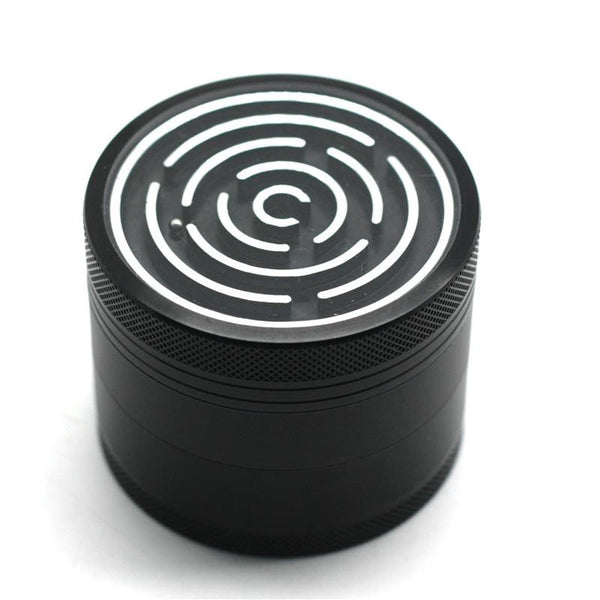 Maze Game, 4 Layer Metal Grinder