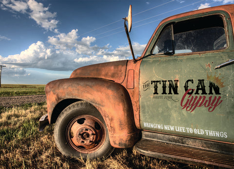 The Tin Can Gypsy is a junkin' force to be reckoned with.