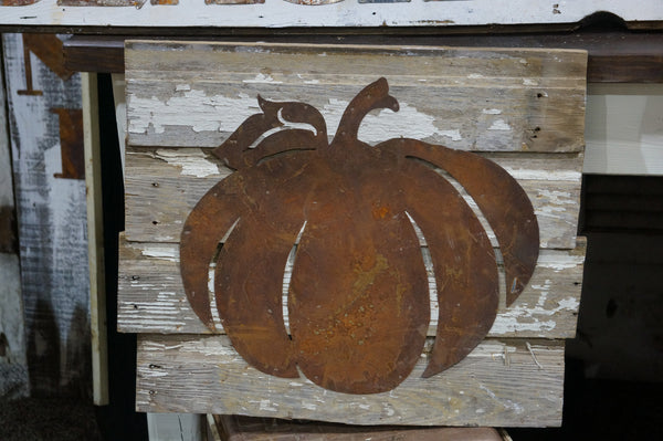 Pumpkin sign T