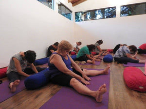 Kaiut Yoga Classes