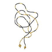 The Code Lariat Necklace - ReRe Corcoran Jewelry