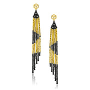 The Code Original Fringe Earring - ReRe Corcoran Jewelry
