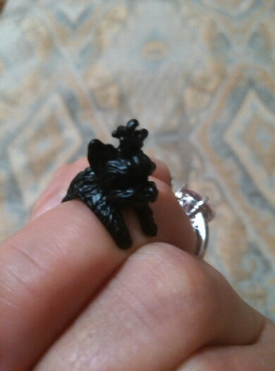 Yorkshire Terrier Ring - Rapture360.com