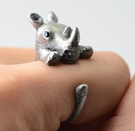 Adjustable Rhino Ring - Rapture360.com