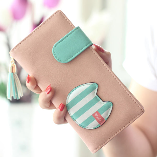 Snazzy Cat Wallet - Rapture360.com