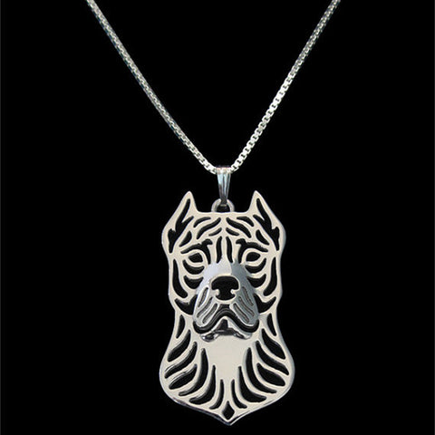 Pit Bull Terrier Necklace - Rapture360.com