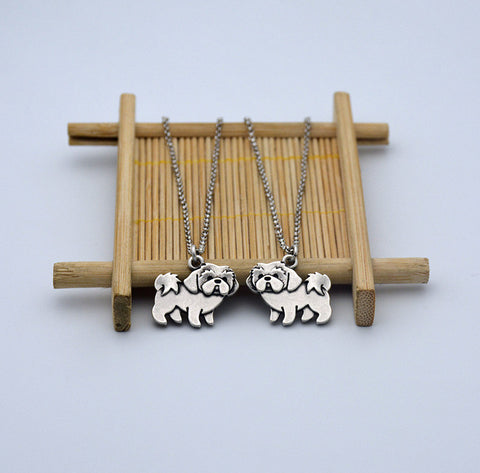 Shih Tzu Necklace - Rapture360.com