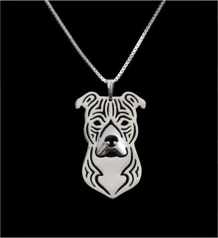 Pit Bull Necklace - Rapture360.com