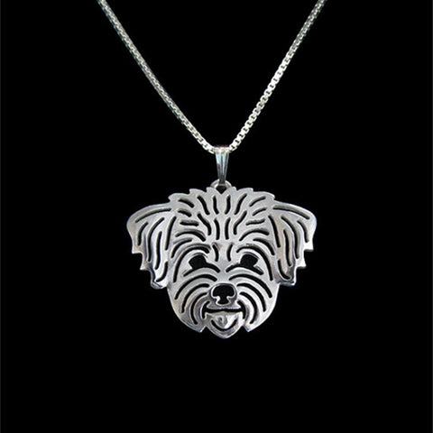 Bichon Frise  Necklace Pendant - Rapture360.com