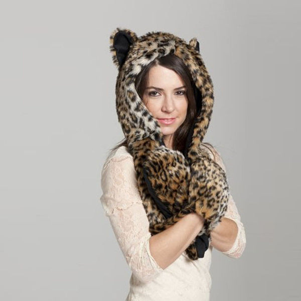 Warm Cat Hat, Scarf and Gloves - Rapture360.com