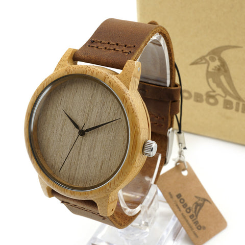 Bobo Bird Wooden Watch - Rapture360.com