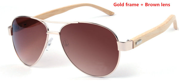 Wooden Sunglasses - Men Designer Sun Glasses - Rapture360.com