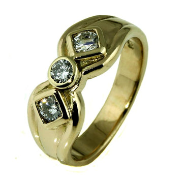 Trilogie Diamond Ring - What Women Want Jewellers