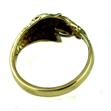 Australian Chocolate Cognac Diamond Ring - What Women Want Jewellers