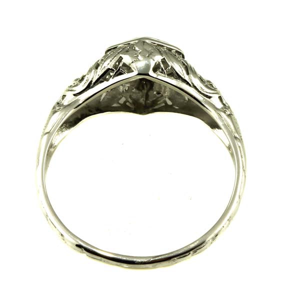 Art Deco Style Diamond Ring - What Women Want Jewellers