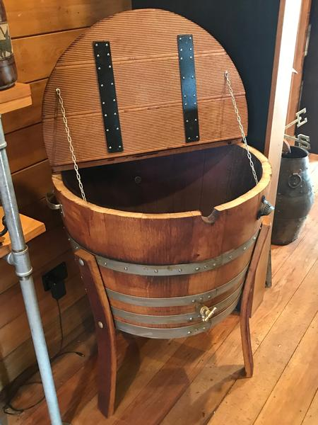 *Hire* Barrel Drink Cooler