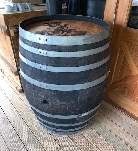 Large Wine Barrel