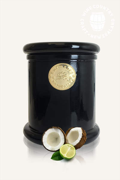 Lime, Coconut & Verbena- Long Burning Candle