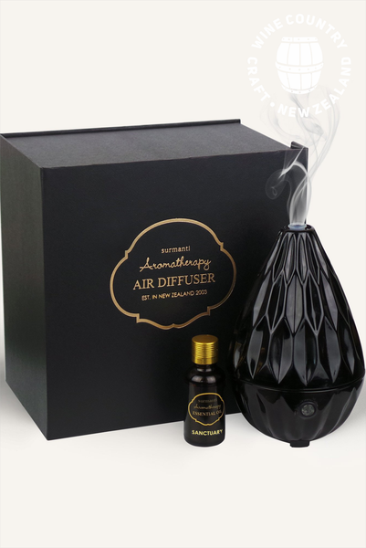 Essential Oil - Aromatherapy Air Diffuser (Sanctuary Scent)