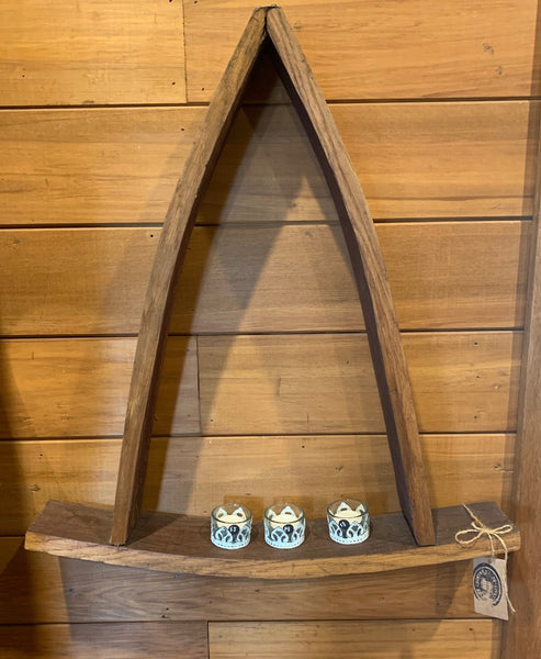 Stave Triangle Wall Hanger