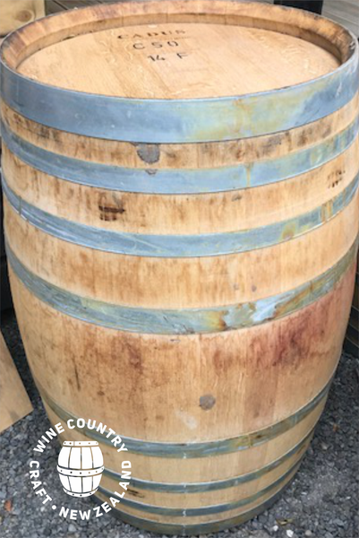 French Oak Wine Barrel (whole)