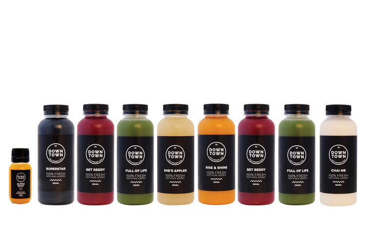 'LIVER DETOX' JUICE CLEANSE