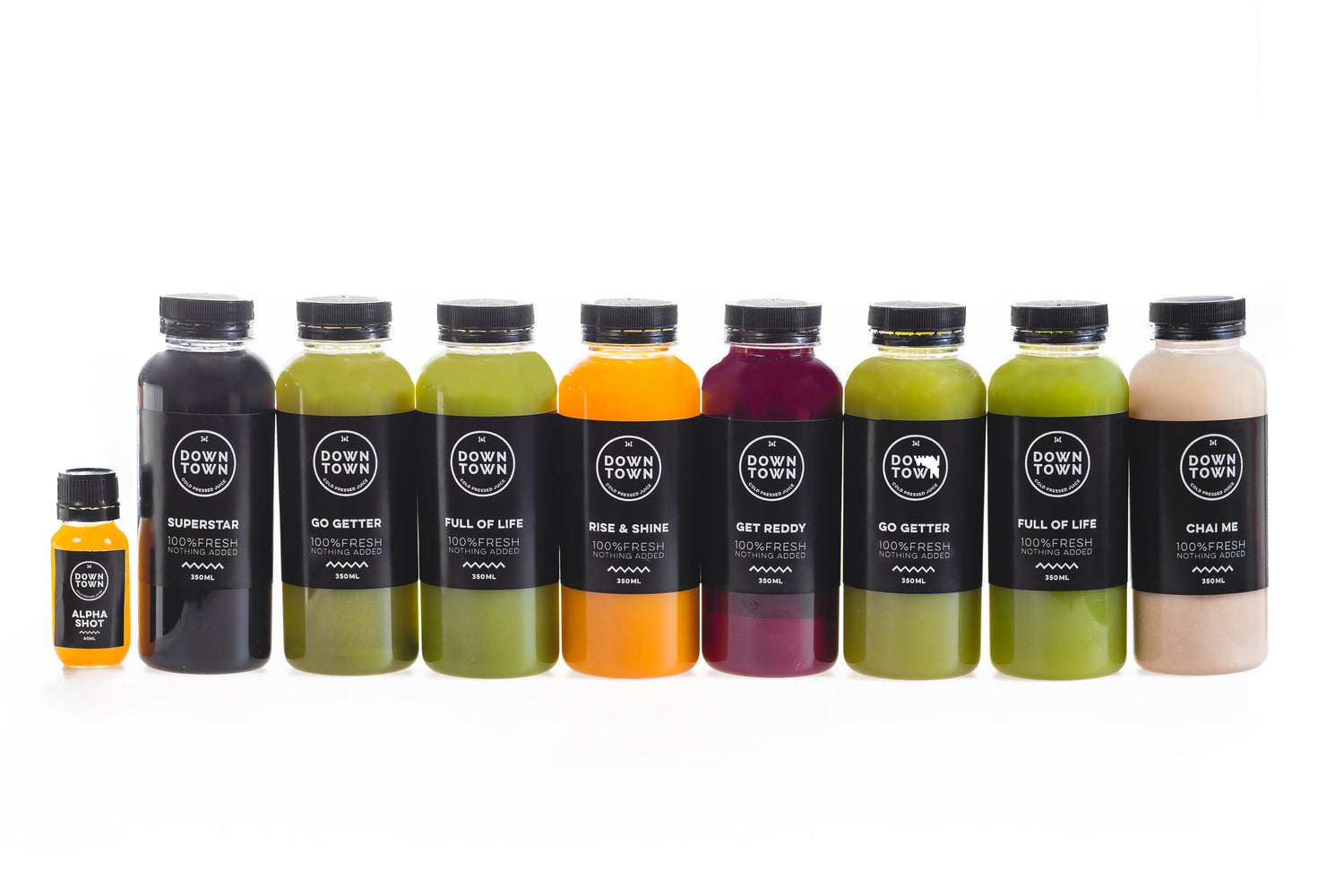 'THE BRONX' JUICE CLEANSE