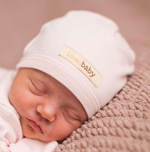 Baby - Take Me Home Outfit - Cute Cap - Blush