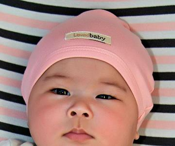 Baby - Take Me Home Outfit - Cute Cap - Coral
