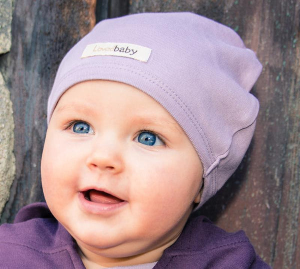 Baby - Take Me Home Outfit - Cute Cap - Lavender