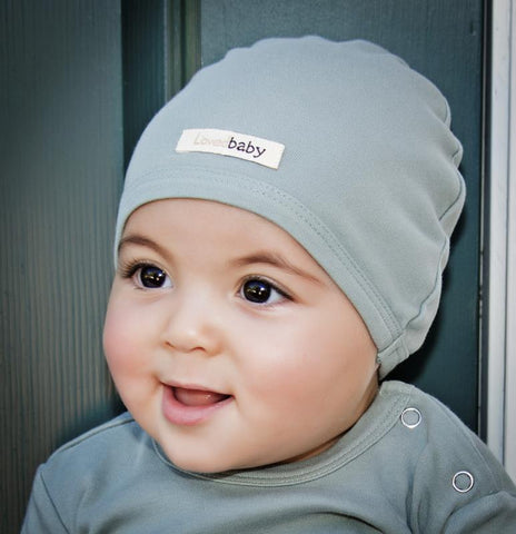 Baby - Cute Cap - Sea Foam