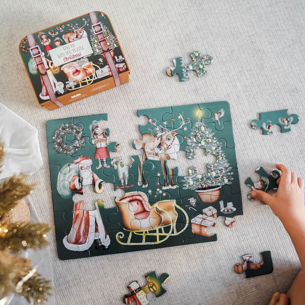 Take Me With You Puzzle - Christmas