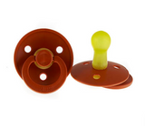 BIBS Dummies - 2 Pack- Rust