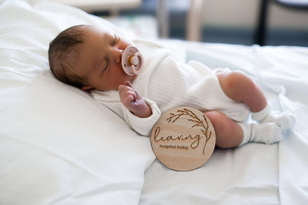 Baby - Milestone Disks - Whimsical