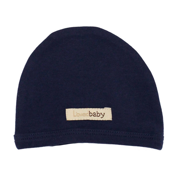 Baby - Cute Cap - Navy
