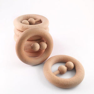 Teether Rattle - Ring