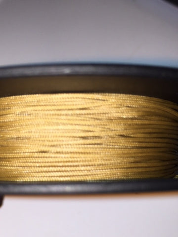 .9mm Lift Cord for Cellular and Pleated Shades in LIGHT OAK (75 FT ROLL) - Wholesale Blindparts