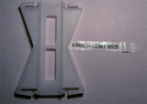 "Kirsch Continental I 6628 Flexible Corner Connector 4.5"" - Wholesale Blindparts"