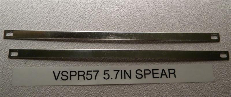 Rollease workroom spears 5.7 in for traversing shaft system - Wholesale Blindparts