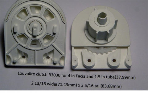 Louvolite Clutch Gear R3030 - Wholesale Blindparts