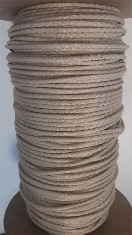 300FT Roll of 2.2mm Lift Cord for Woven Woods, Roman Shades, Etc - EGGSHELL - Wholesale Blindparts