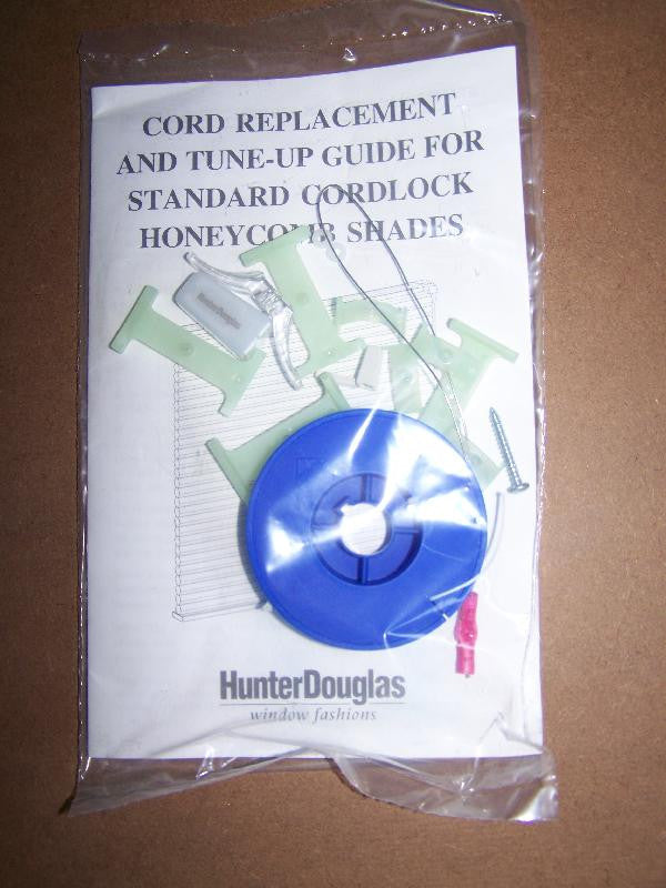 Hunter Douglas Duette Applause Cellular Shade Restring Kit (hd-du12) - Wholesale Blindparts