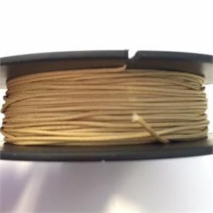 .9mm Lift Cord for Pleated and Cellular Shades - Camel - Wholesale Blindparts